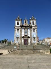 Santo Ildefonso (Linda DV) Tags: lindadevolder panasonic geotagged travel portugal porto europe 2016 citytrip oporto ribbet azulejos tiles ildefonso