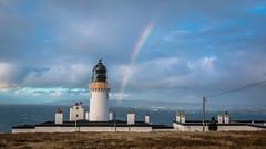 Light (MBDGE 1Million+Views) Tags: dunnet head caithness pentlandfirth sea seascape lighthouse rainbow gale hoy oldmanofhoy scotland