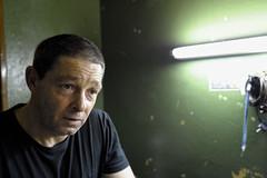 Portrait of Pierre (Mental Octopus) Tags: redlight redlightdistrict sexworker workingpoor socialissue entertainment