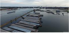 AdamDronePics - Houthavens - Amsterdam - Netherlands (Bocaj47) Tags: 2016 adamdronepics amsterdam amsterdamhaven b47 dji drone houthavens nederland netherlands phantom34k tommy hilfiger