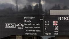 0249_2016_10_04_Wanne_Eickel_wf_MRCEdispolok_ES_64_U2_-_065_DISPO_6182_565 (ruhrpott.sprinter) Tags: ruhrpott sprinter deutschland germany nrw ruhrgebiet gelsenkirchen lokomotive locomotives eisenbahn railroad zug train rail reisezug passenger gter cargo freight fret diesel ellok dampf wanne eickel wanneeickel wf atlu dispo eiffage ell mrcedispolok txlogistik es64u2 es64f4 182 185 189 193 6182 6185 6189 6193 bosporussprinter liebherr zweiwegebagger railroadunit outdoor logo natur graffiti