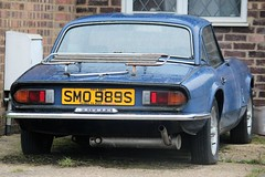 SMO 989S (Nivek.Old.Gold) Tags: 1977 triumph spitfire 1500