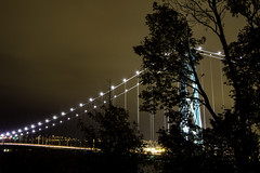 Coverup (aerojad) Tags: 2016vancouver night nightphotography longexposure vancouver vacation travel wanderlust stanleypark bridge bridges lionsgatebridge suspensionbridge lionsgate canada pnw pacificnorthwest