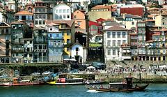 La Ribeira (AlessandroDM) Tags: porto portugal oporto ribeira portogallo