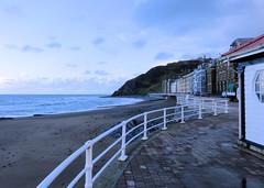62 | Aberystwyth (Mark & Naomi Iliff) Tags: aberystwyth sea clouds