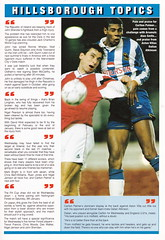 Sheffield Wednesday vs West Ham United - 1993 - Page 21 (The Sky Strikers) Tags: sheffield wednesday west ham united fa carling premiership hillsborough official programme