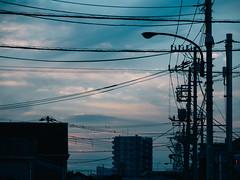 161021_122_P1120949 (oda.shinsuke) Tags: vsco sunsetcloud