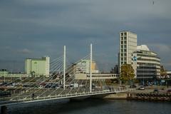 City views from above (Infomastern) Tags: malm㶠studio universitetsbron bridge bro