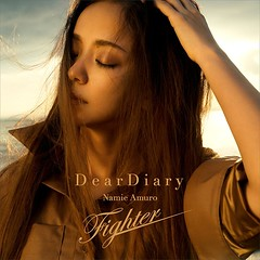 (CD) Dear Diary_Fighter_single 2016.10.26 (Namie Amuro Live ) Tags: namie amuro  deardiary deathnote fighter singlecover cdonly