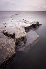 Kimmeridge Bay (Carl Hall Photography) Tags: dorset kimmeridgebay landscape seascape kimmeridge longexposure tenstopnd leefilters mist ocean sea water jurassiccoast purbeck