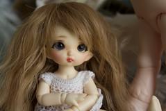 Emilia (~Akara~) Tags: bjd ball jointed doll fairyland fairy land fl pukipuki puki madeleine custom faceup face up