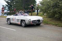Mercedes 300 SLS (1957) (PWeigand) Tags: 2015 bayern berchtesgaden edelweissclassic mercedes300sls1957 oldtimer rosfeldrennen deutschland
