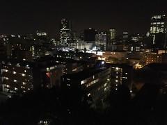 Pretoria by Night (Rachel Strohm) Tags: africa southafrica pretoria cityscape night urban