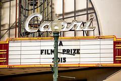 LA Film Prize (Thomas Hawk) Tags: america caddo caddoparish capritheater capritheatre louisiana shreveport usa unitedstates unitedstatesofamerica neon theater