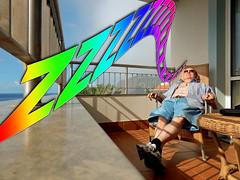 Madeiran snoozzzzzzzzzzzz (TietjenUK) Tags: madeira funchal balcony pestanagrand hotel sleep snooze tietjenuk selfie nikon s9900