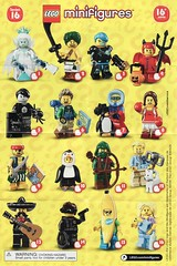 Collectible Minifigures Series 16 (AB Quest) Tags: lego collectible minifigures
