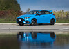 Ford Focus RS (B. R. Murphy) Tags: ford focus rs high performance hot hatch awd rally car blue nitrous