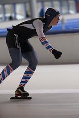 A37W0289 (rieshug 1) Tags: speedskating schaatsen eisschnelllauf skating nkjunioren knsb nkjuniorenallroundafstanden afstanden allround 50010001500massstart demeent alkmaar sportcomplexdemeent juniorenb ladies dames 3000m