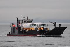2016-11-09 Landing Craft Pintail (2048x1360) (-jon) Tags: anacortes fidalgoisland sanjuanislands skagitcounty skagit washingtonstate salishsea guemeschannel portofanacortes curtiswharf boat ship vessel landingcraft pintail mmsi367460260 wdf5177 interislandpropane truck a266122photographyproduction pacificocean pacific ocean pacificnorthwest pnw