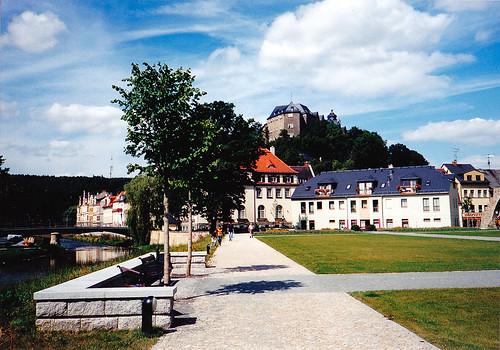Greiz, Felső kastély