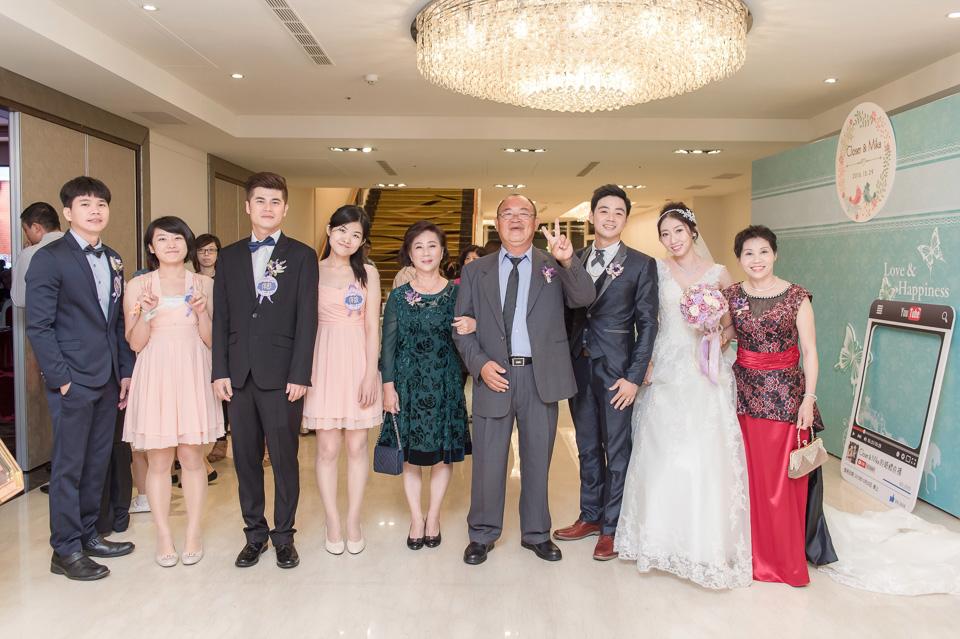 台南婚攝 婚禮紀錄 情定婚宴城堡 C & M 115