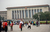 The Great Hall of the People (kasiahalka (Kasia Halka)) Tags: 109acres 2016 beijing china citysquare gateofheavenlypeace greathallofthepeople mausoleumofmaozedong monumenttothepeoplesheroes nationalmuseumofchina tiananmensquare