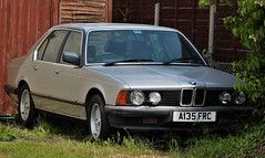 A135 FRC (Nivek.Old.Gold) Tags: 1984 bmw 735i se auto