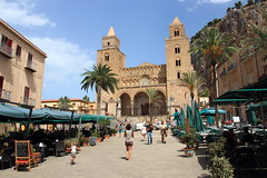 Cefal Cathedral (harve64) Tags: cefal sicily italy mediterranean cathedral