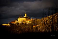 2016 Evening light (jeho75) Tags: sony ilce 7m2 zeiss deutschland germany harz schloss castle wernigerode sonnenuntergang sunset abendlicht evening light herbst autumn fall