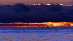 A December sunrise on the seashore (Uutela, Helsinki, 20151229) (RainoL) Tags: 2015 201512 20151229 cloud clouds december fin finland fz200 geo:lat=6019984303 geo:lon=2518754393 geotagged helsingfors helsinki nordsjön nybondas nyland sea seascape seashore skatanluoto skataören sky sun sunrise uusimaa uutela winter vuosaari