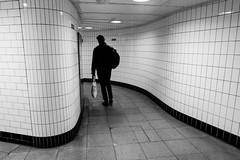 Sepulture (Douguerreotype) Tags: uk gb britain british england london underground tube metro subway tunnel bw mono monochrome blackandwhite people transport city urban