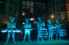 Spark Drummers at Astley Hall - 10 (Tony Worrall) Tags: outside cold annual new north northwest lancs lancashire england northern uk update place location visit area county attraction open stream tour country welovethenorth unitedkingdom lit light music musical led drummers sparkdrummers worldbeatersmusic drum thumb movement dance sounds chorley night evening dark astleyhall brilliant shine spark