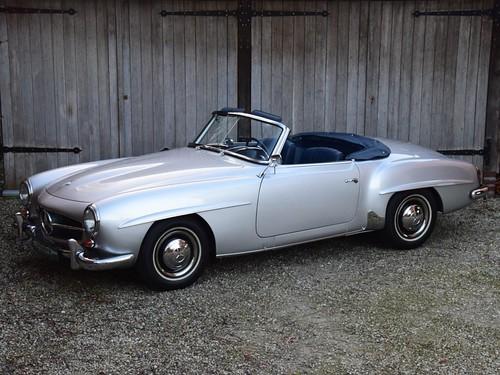 Mercedes 190 SL (1962)