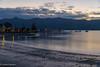 Akaroa beach sunset (Andrés Guerrero) Tags: akaroa anochecer atardecer bankspeninsula costa harbour mar newzealand nuevazelanda oceanía peninsuladebanks puerto sea sunset playa beach