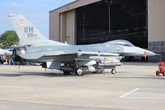 Air Force F-16C, 55th Fighter Squadron, AF 930550, Shaw AFB, Spring 2016 (hondagl1800) Tags: airforcef16c 55thfightersquadron af930550 shawafb spring2016 f16 f16c viper fighterjet fighteraircraft fightingfalcon falcon usaf vehicle outdoor jet shawairforcebase michaeldebock