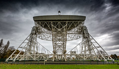 Jodrell Bank - 21-11-2016 (kevaruka) Tags: jodrellbank telescope cheshire england engineers engineering coldwar outdoor winter november 2016 countryside colour colours dull drearyday rain rainyday unitedkingdom gb greatbritain uk canon canoneos5dmk3 canon5dmk3 canonef1635f28mk2 uwa ultrawideangle 5d3 5diii 5d 5dmk3 composition structure green white black landmark space exploration manmade clouds cloudy cloudyday cloud 21112016