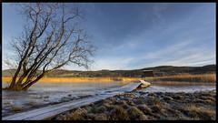 A beautiful morning (VenaCos) Tags: morning beautiful landscape bluesky