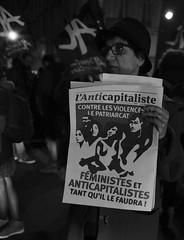 _DSF9151 (sergedignazio) Tags: france paris street photography photographie fuji xpro2 internationale lutte violences femmes