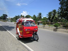 RED TRICYCLE (PINOY PHOTOGRAPHER) Tags: maco compostela valley mindanao tricycle transportation philippines asia world