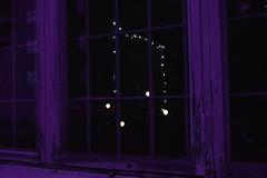 The Window (annesjoberg) Tags: fotosondag fotosöndag photosunday fs161204 mystik mystery window reflection lightroom purple lights nikond3200 nikonphoto fabriksområdetgustavsberg gustavsberg