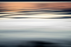 line_3174 (Valerie Guseva) Tags: sea seascape abstract water waves light lights long exposure surreal icm impression crimea russia smooth smudge hypnotic outdoor sky ocean horizon sunset clouds nature landscape seaside shore cloud line illusion warm silk blur red