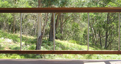 good bush rail (Bagowoodworks) Tags: ballustrade sentrel website