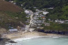 Trevaunance Cove - St Agnes in Cornwall aerial image (John D F) Tags: cornwall trevaunance cove stagnes aerial aerialphotography aerialimage aerialphotograph aerialimagesuk aerialview britainfromabove britainfromtheair