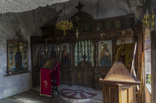 At Basarbovo Monastery, 12.10.2014.