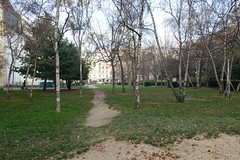 Jardin de l'Hpital de Vaugirard @ Paris (*_*) Tags: paris france europe city autumn fall 2016 saturday sunny december park jardindelhpitaldevaugirard 75015 15 paris15