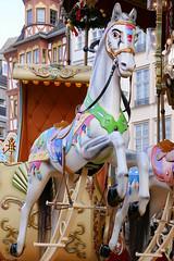 merry-go-round horse (Sabinche) Tags: carousel merrygoround horse frankfurt christmasmarket