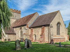St Mary, Shudy Camps (Linton Snapper) Tags: church st canon mary camps cambridgeshire carlzeiss shudy lintonsnapper