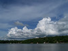 Pickerel Lake Clouds - 1 (J Swanstrom (Never enough time...)) Tags: blue sky lake clouds landscape photography j kodak dx7590 cloudscape pickerel swanstrom
