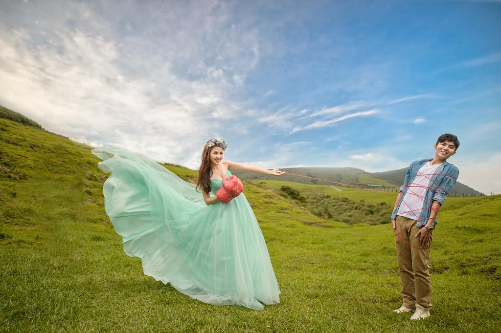 婚紗攝影,自助婚紗