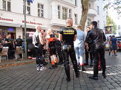 Folsom Europe 2015 (makukuzu) Tags: gay berlin leather europe folsom